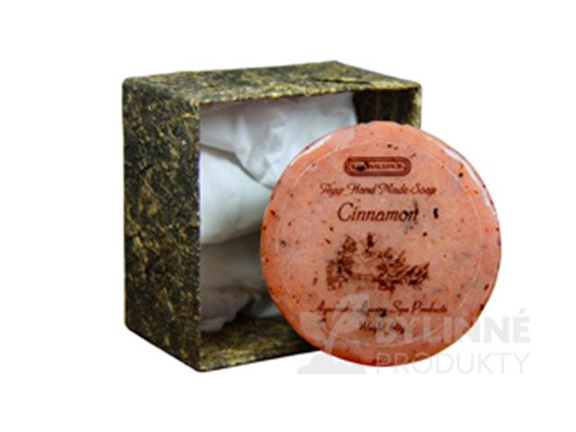 Ajurvédske mydlo – CINNAMON