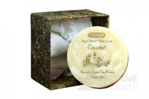 Ajurvédske mydlo - COCONUT
