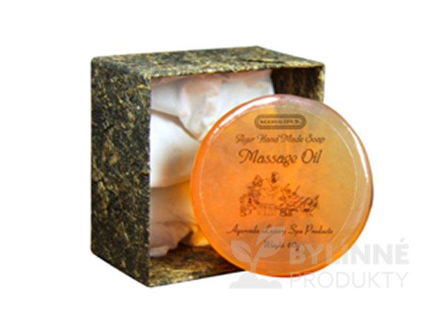 Ajurvédske mydlo – MASSAGE OIL
