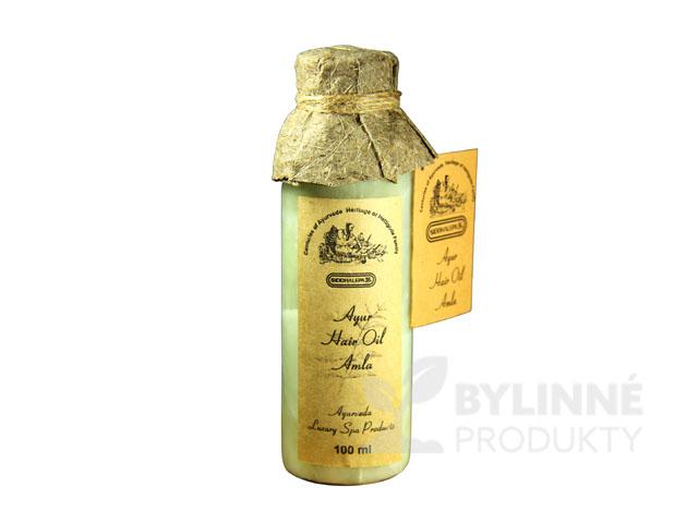 Ayur Amla Hair Oil – ajurvédsky vlasový olej
