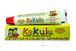 Kekulu - ajurvédska detská zubná pasta