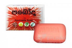 PABODA - ajurvédske bylinné mydlo