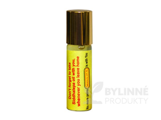 SIDDHALEPA OLEJ – Bylinný olej