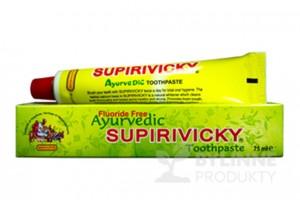 Supirivicky - ajurvédska zubná pasta