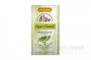 AYUR CLEANSE TEA - čaj na čistenie krvi