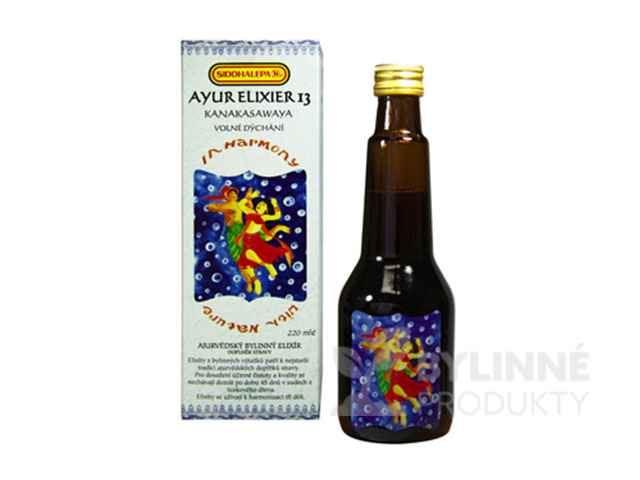 Ayur Elixir 13 – Kanakasawaya