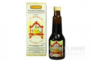 Ayur Elixir 9 - Ashwagandharishta