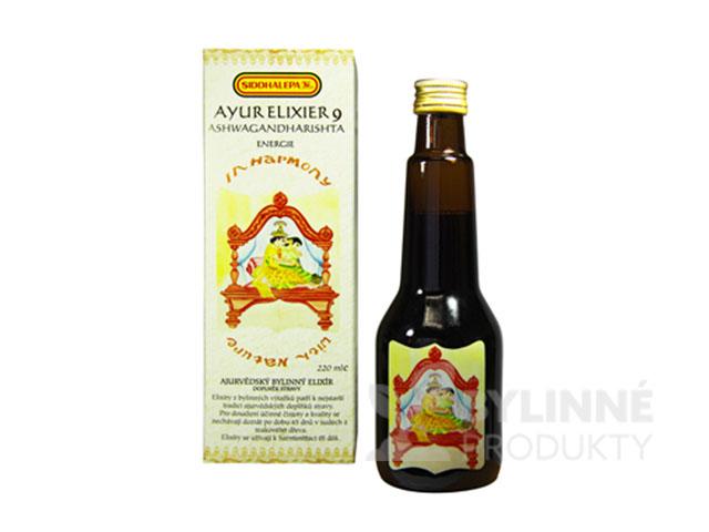 Ayur Elixir 9 – Ashwagandharishta