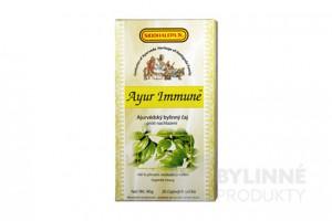 AYUR IMMUNE TEA - čaj proti prechladnutiu