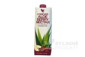 Forever Aloe Berry Nectar™, Aloe Vera a brusnice